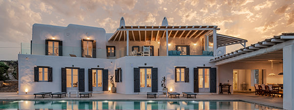 Luxury Villa Colibri in Mykonos