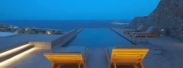 Luxury Villa Kismet in Mykonos