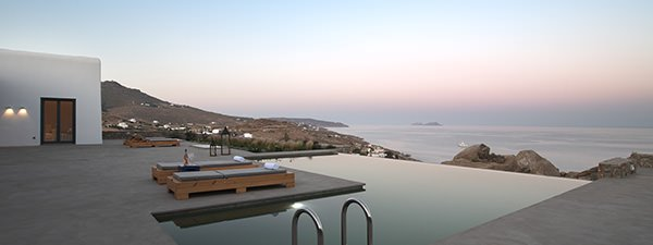 Luxury Villa Saasil in Mykonos
