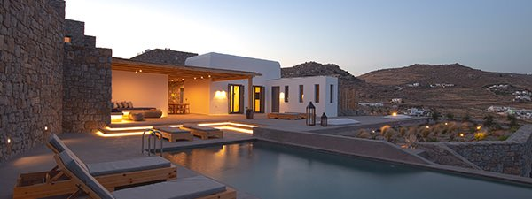 Luxury Villa Tesoro in Mykonos