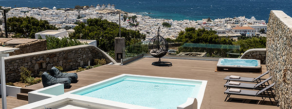 Luxury Villa Trancoso in Mykonos
