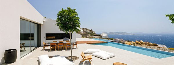 Luxury Villa Briarcrest in Mykonos