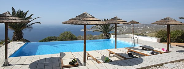 Luxury Villa Castello in Mykonos