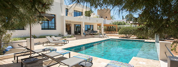 Luxury Villa Chakte in Ibiza