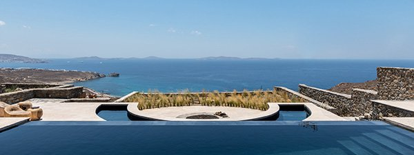 Luxury Villa Cosmos in Mykonos