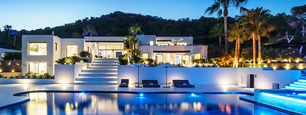 Luxury Villa Aya in Ibiza