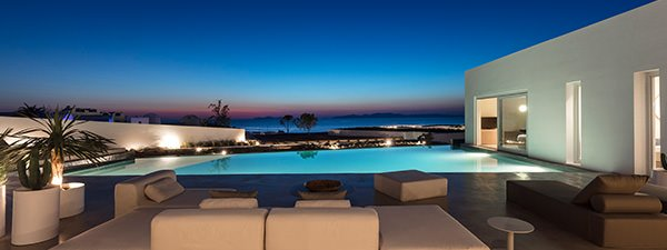 Luxury Villa Bastide in Santorini