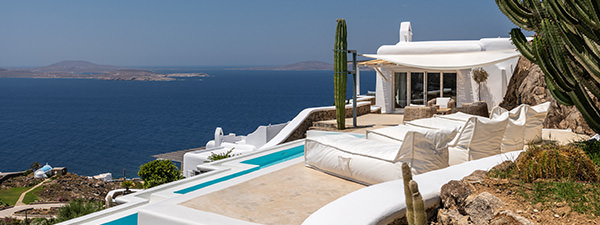 Luxury Villa Aquila in Mykonos