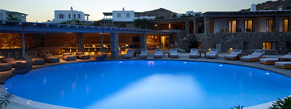 Luxury Villa Gardenia in Mykonos