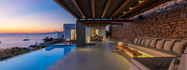 Luxury Villa Bel Roc in Mykonos