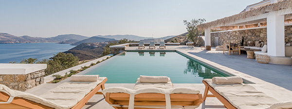 Luxury Villa Miramar in Mykonos
