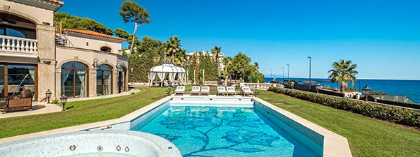 Luxury Villa Anna in French Riviera