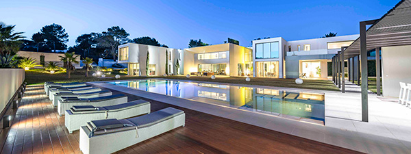 Luxury Villa China in French Riviera