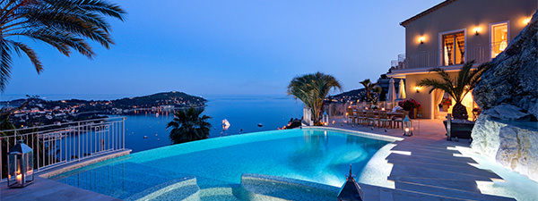 Luxury Villa La Cascade in French Riviera