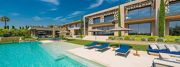 Luxury Villa La Reserve in French Riviera