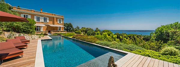 Luxury Villa Laetitia in French Riviera