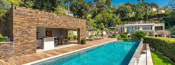 Luxury Villa Palm in French Riviera