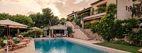 Luxury Villa Paulina in French Riviera