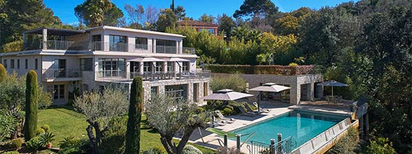 Luxury Villa Phoenix in French Riviera