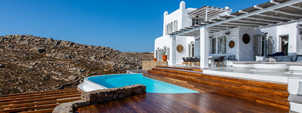Luxury Villa Valentina in Mykonos