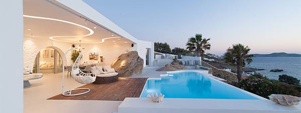 Luxury Villa Caprice in Mykonos
