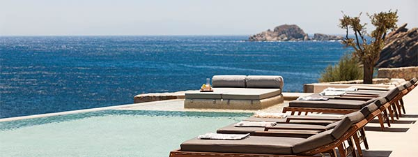 Luxury Villa Edge in Mykonos