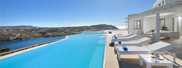 Luxury Villa Kallisti in Mykonos