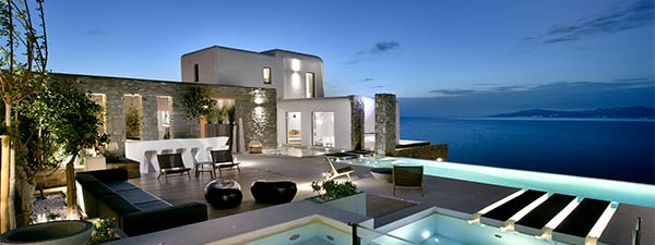 Luxury Villa Masterpiece in Mykonos