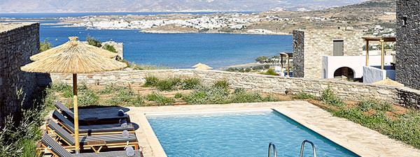 Luxury Villa Maxima in Paros