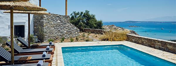 Luxury Villa Narina in Paros