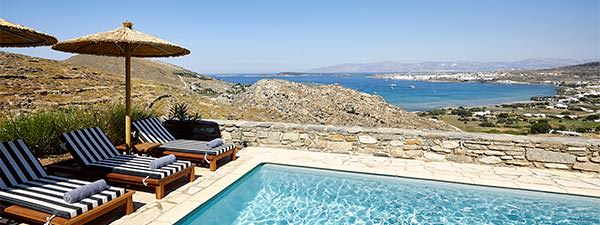 Luxury Villa Rochelle in Paros