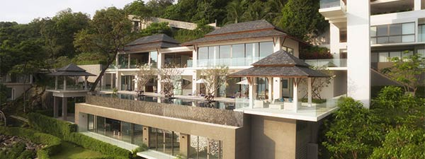 Luxury Villa Aguila in Phuket