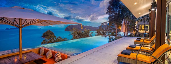 Luxury Villa Eagle's Nest in Phuket