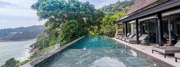 Luxury Villa Isla in Phuket