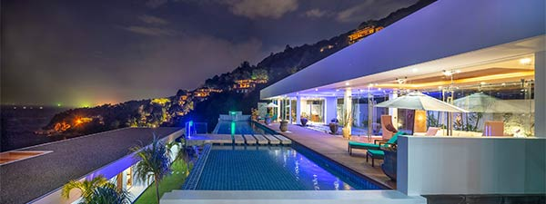 Luxury Villa Solaris in Phuket