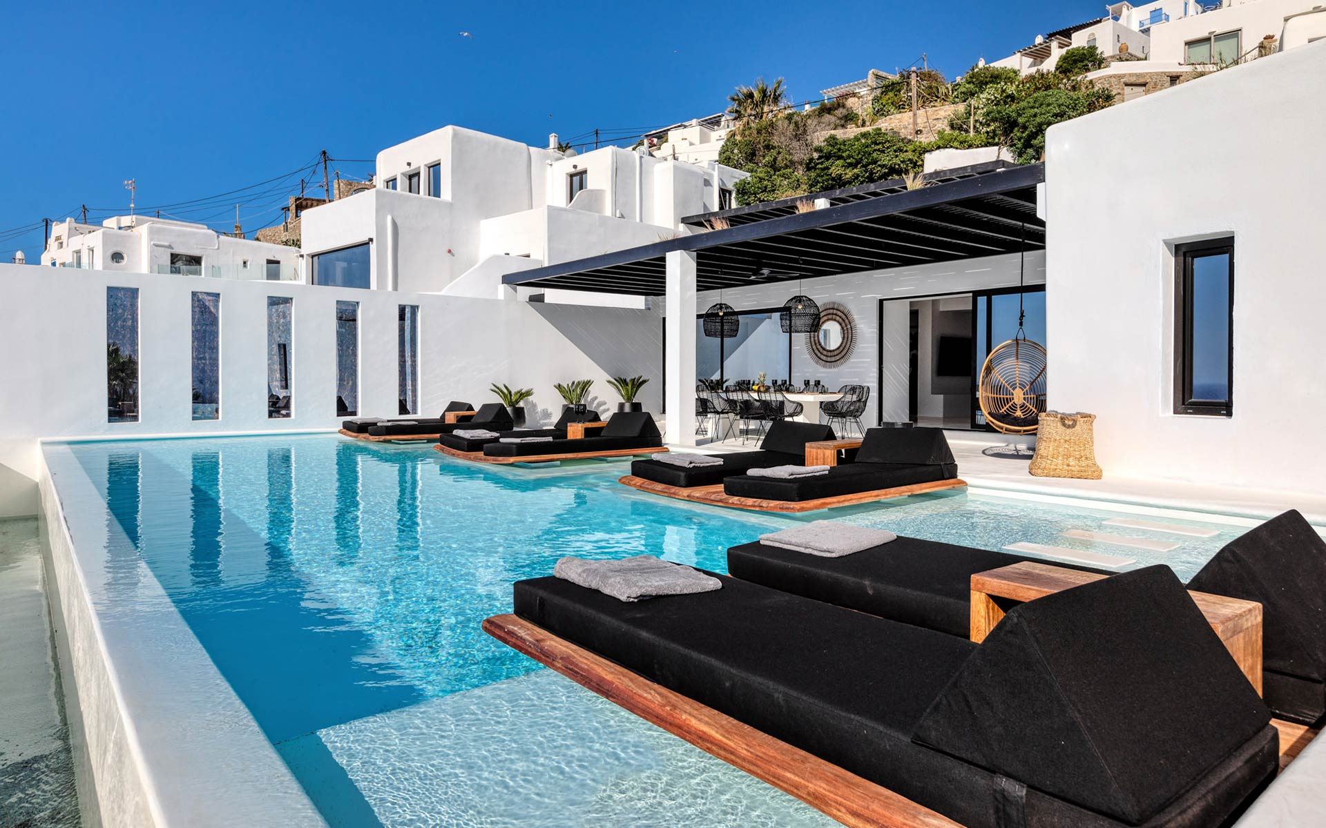 Luxury Villa Bahia Estate in Mykonos