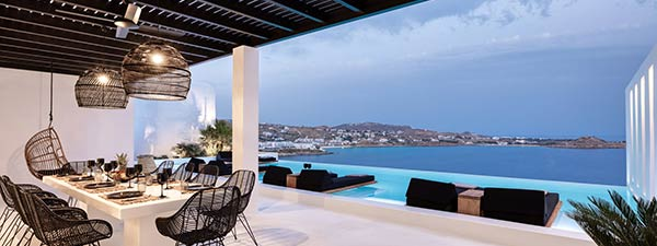 Luxury Villa Bahia Two in Mykonos