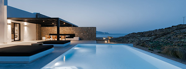 Luxury Villa Sea Urchin Four in Mykonos