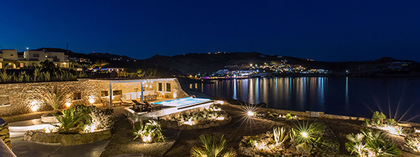 Luxury Villa Dalia in Mykonos