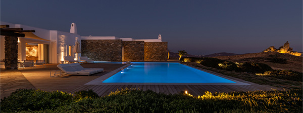 Luxury Villa Charme in Mykonos