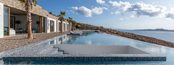 Luxury Villa Magnificent in Mykonos