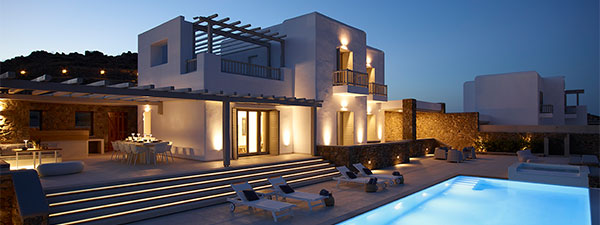 Luxury Villa Sol in Mykonos