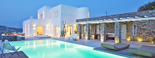 Luxury Villa Michelle in Mykonos